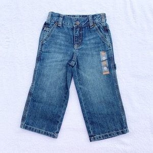 Gymboree Utility Jeans Size 18-24 Months NWT